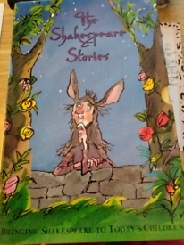 The Shakespeare Stories boxset