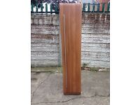 Very good condition tall single wardrobe only £45 good bargain call now