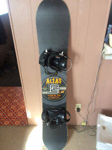 Rossignol Snowboard with boots/bindings