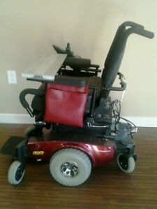 Electric wheelchair - reduced