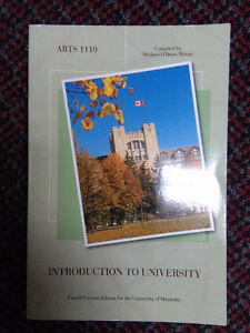 Introduction to university ( 4th edit) by O'Brien-Moran