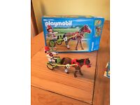 Playmobil Horse & Trap