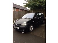 RENAULT CLIO DYNAMIQUE 1.2 2004 MITD STARTS AND DRIVES EXCELLENT!