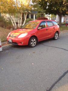 2005 Toyota Matrix Hatchback