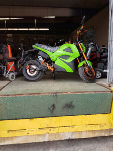 Ebikes  and lots of them  we can deal on most prices