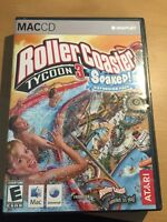 Roller Coaster Tycoon 3 expansion pack