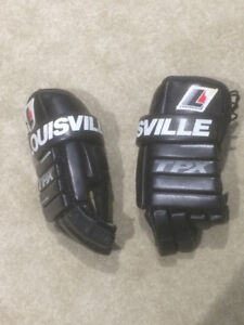 Louisville TPX Hockey Gloves