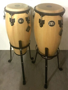 Meinl Headliner Congas with Stand