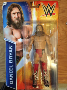 WWE *NEW* Daniel Bryan Action Figure