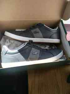 Lacoste shoes size 9.5 Used