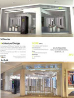 Interior Design + Architectural Service(Residential |Commercial)
