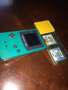 Old game boy color