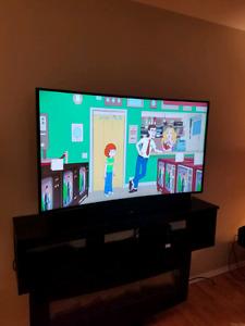 """55""""CURVED Samsung UHD OLED Smart tv"""