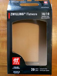 Zwilling Premium Flatware - Jessica