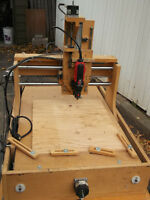 For Sale!! Home built CNC Router