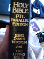 holly bible ptl edition never used