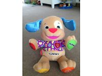 Fisher Price Learning Dog
