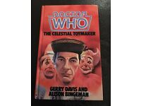 "Dr Who ""The Celestial Toymaker"" - original book"