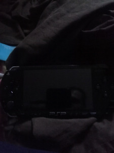 Selling a psp with 4 gb memory card and 9 games