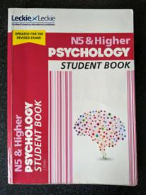 N5 & Higher Psychology Student Book