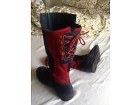Jeffrey Rogerson think boots size 5/38