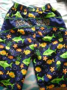 Toddler Size 3X Swim Shorts