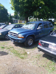 03 dodge ram 5.7l hemi 03 durango 4.7l 03 686 raptor and 04 660