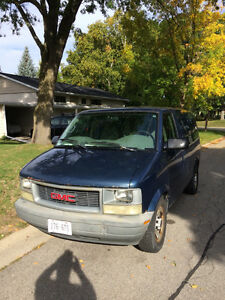 2005 GMC Safari Minivan, Van