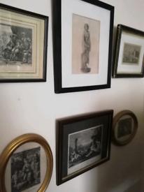 Antique Framed Prints