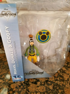 Kingdom Hearts Diamond Select Goofy - BNIB - Disney