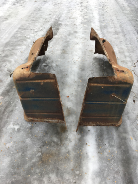 Sherwood Park Chev >> Inner fenders. 1947 to 1953 Chevy / GMC truck. NO rust | Auto Body Parts | Strathcona County ...