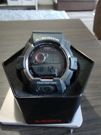 Casio G-Shock GR8900 solar powered watch.