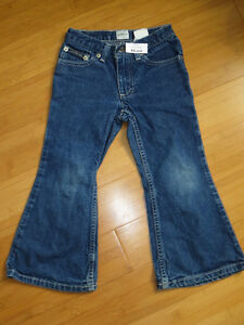 Girls Jeans - Size 4