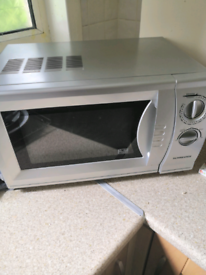 Microwave collection only from Larkhall