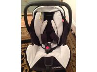 """Car Seat """"Young Profi Plus"""" in good condition, (handle needs tightened) can deliver"""