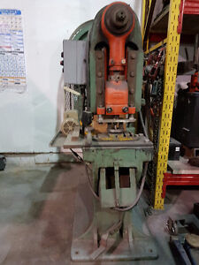 Brown Boggs Punch Press