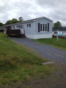 New Listing Quispamsis, Updated 2 Bedroom, 1 Bath mini home