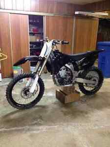 Yz250f 2008