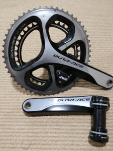 Dura Ace 9000 4iiii precision dual-side powermeter