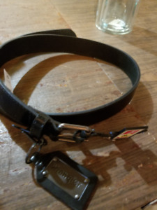 Men's size 42 Wrangler belt new with tags