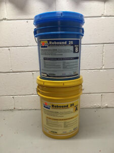 Smooth-On Rebound 25 Five Gallon Kit 90Lb (New/ Never Opened)