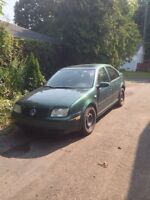 2000 Volkswagen Jetta TDI - Negotiable