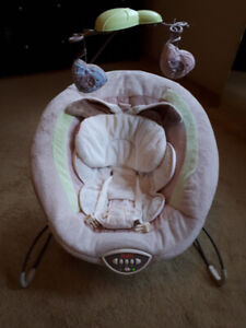 FISHER-PRICE SWEET DREAMS BABY BOUNCER $ 18.00