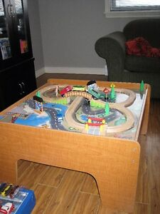 Train Table Set