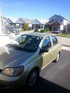 2000 Toyota Echo  Kitchener / Waterloo Kitchener Area image 1