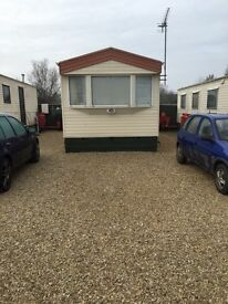 MOBILE HOME TO RENT £150pw
