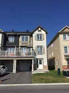 For rent July 1st:  3 Brdm townhouse in Kanata