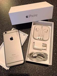 Iphone 6 16GB Mint Condition with Bell