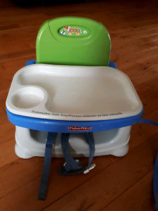 Siège d'appoint Fisher Price