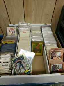 SPORTS CARD SET BUILDERS AND COLLECTORS